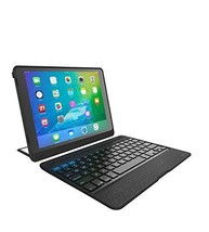 ZAGG Rugged Book Pro  Magnetic-Hinged Bluetooth Keyboard and Case for Ap... - $149.98