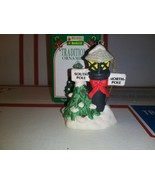 1997 Kwik Fill Traditions Ornament Christmas North & South Pole Gas Stat... - $5.29