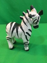 House Of Hatten Handcrafted Decor Figurine Decorations Zebra #0099 - $19.79