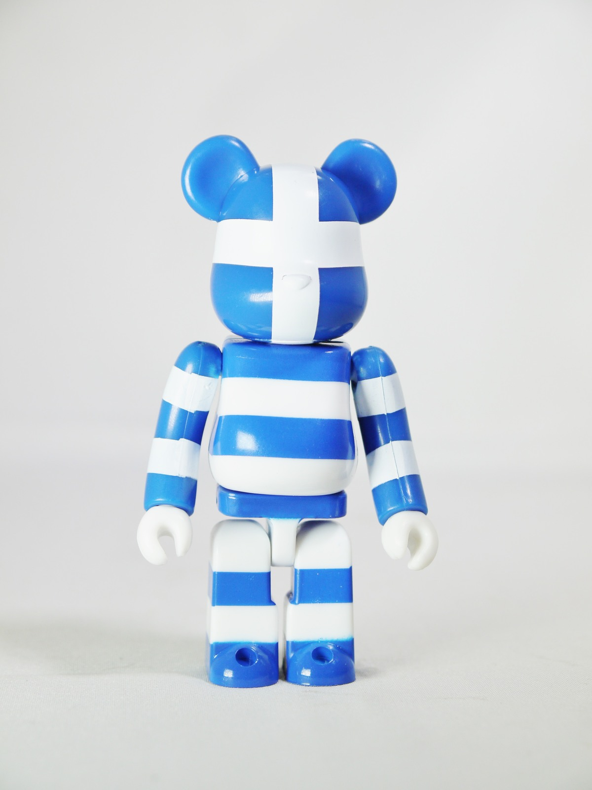 Primary image for Medicom Toy Be@rbrick BEARBRICK 100% Series 33 Country Flag Flag Greece