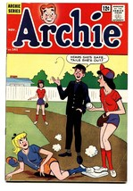 Archie #141 1963-baseball cover-Betty-Veronica-FN/VF - $68.29