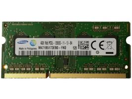 Samsung 2 x 4GB 1Rx8 PC3L-12800S-11-13-B4 M471B5173EB0-YK0 Laptop Ram - $24.90