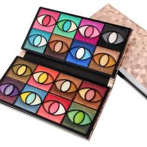 80 Colors/Set Popular Color Women Waterproof Makeup Eyeshadow Pallete Na... - $28.76