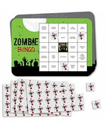 Big Dot of Happiness Zombie Zone - Bar Bingo Cards and Markers - Hallowe... - $15.51