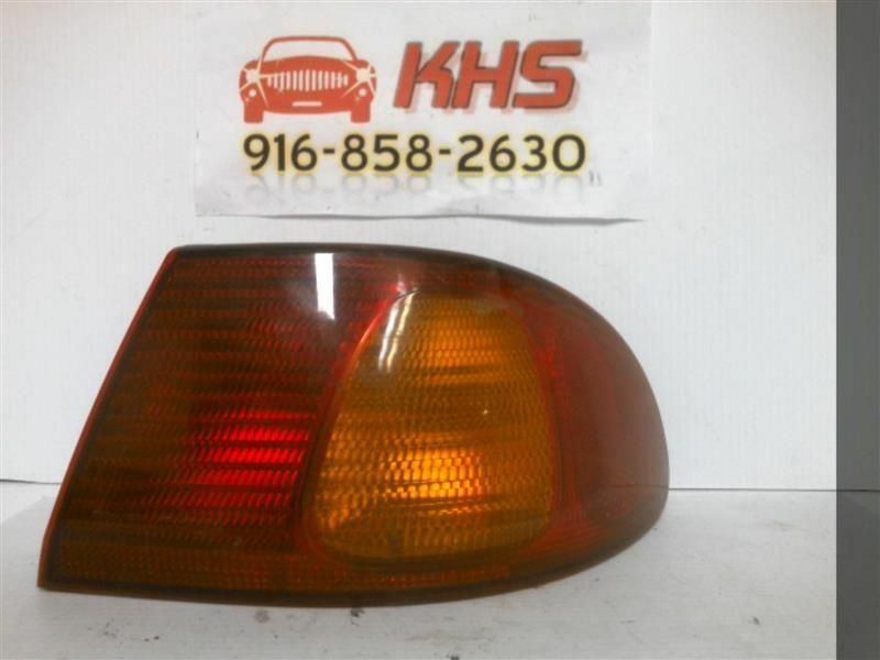 Primary image for Passenger Tail Light Quarter Panel Mounted Fits 98-02 COROLLA 140289