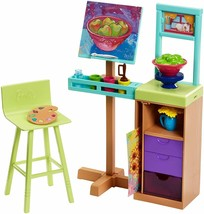 Barbie Art Studio Playset - $33.65