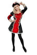 Female Adult Pirate Halloween Costume Cosplay Outfit image 7
