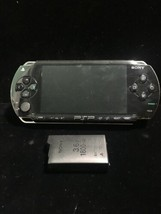 Sony PlayStation Portable Value Pack - Black PSP-1001 Untested No Charger - $24.70