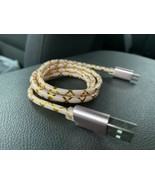 Micro Usb Cable High Speed Charging And Date Transfer - $8.90