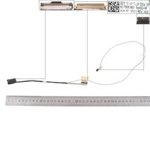 New LCD LED Video Flex Cable For HP 650 g2 650 g3 655 g2 g3 Without touch, ORG P - $16.50