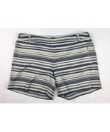 The Limited Women's NWT Striped Shorts Size 2 - $18.80