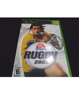 Rugby 2005 Microsoft Xbox Video Game EA - $8.90