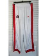 Y2K Vintage Nike Team Ohio State Basketball Snap Breakaway Warm Up Pants... - $38.12