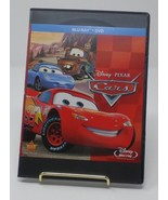 Pixar Cars Bluray & DVD Upgraded to Slim DVD Case - $11.87