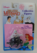 Tyco Disney's The Little Mermaid Ursla Sea Witch Collectable Figure Mint Sealed - $28.04