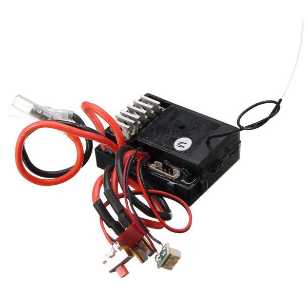 Wltoys 12428/12423 1/12 RC Car Spare Parts Receiver ESC 0056 for sale  USA
