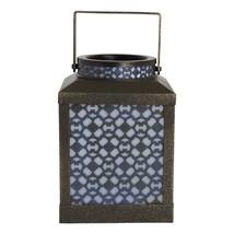 Home Indoor Decorative Scented Sitara Full Size Wax Warmer - Metal, Brown - $23.77