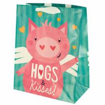 Cupig Hogs & Kisses Gift Bag - $6.35