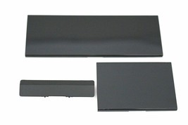 3 Black Replacement Door Cover Slot Lid Part for Nintendo Wii Console Sy... - $5.89