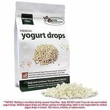 Exotic Nutrition Yogurt Drops - All Natural Healthy Yogurt Treat for Sug... - $42.99