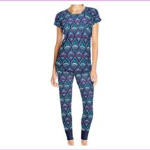 Munki Munki Ladies' Relaxed Fit Short Sleeve Top 2-piece Sleepwear - $11.69+