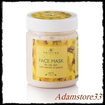 100% PURE & NATURAL Face Mask for Fresh Looking Skin with Extract of Acacia - $8.99