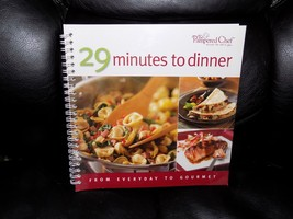 The Pampered Chef  29 Minutes to Dinner  Book  - $37.99