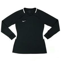 Nike Park 3 Soccer Goalkeeper Jersey Training Women's M Black Long Sleev... - $16.57