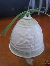 Outstanding LLADRO 1988 Christmas Bell.........SALE....FREE POSTAGE USA - £20.62 GBP