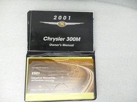 Chrysler 300M 2001 Owners Manual Set 16694 - $13.81