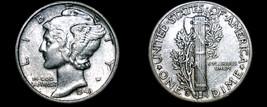 1943-D Mercury Dime Silver - $6.99