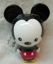 Disney MICKEY MOUSE HALLMARK CHRISTMAS TREE HOLIDAY ORNAMENT NEW w/ TAG - $14.85