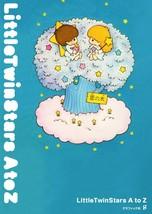 Little Twin Stars A to Z KiKi LaLa Art Book Goods Design Sanrio Japan Tracking# - $42.66