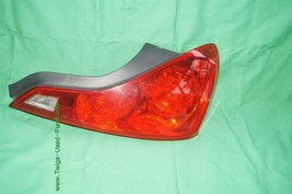 2008-13 Infiniti G37 Coupe Tail Light Lamp Passenger Right RH