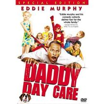 Daddy Day Care (2003) (Special Edition DVD) Eddie Murphy - $4.95