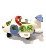 Fisher Price Little People Airplane Lil' Movers Lights & Sounds Plane - $10.54