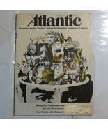 The Atlantic Magazine April 1971 Perfect University President Bobby Orr AB1 - $39.99