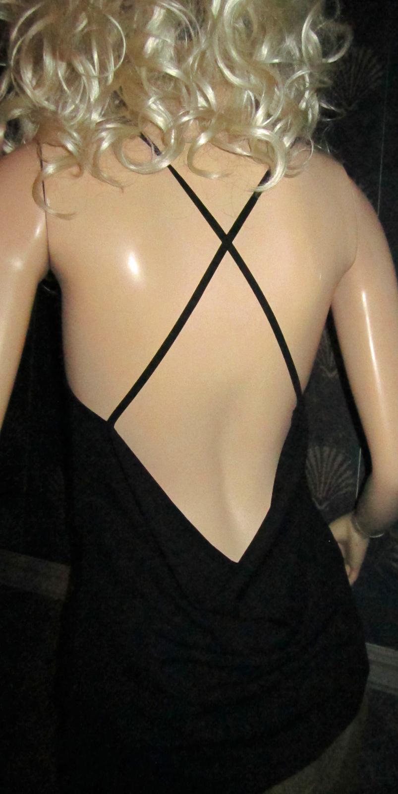 Victoria's Secret $48 Black Sexy Sleeveless Cami Tank Top Small