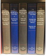 The Photgraphic History of the Civil War Set 1-5 - $140.25
