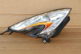09-17 Nissan 370Z Z34 Xenon HID Headlight Lamp Passenger Right RH - POLISHED image 3