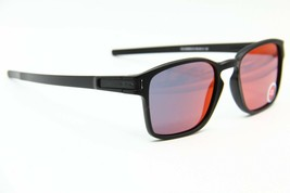 NEW OAKLEY LATCH OO9353-03 BLACK AUTHENTIC SUNGLASSES OO9353 FRAME 52-19 - $59.85