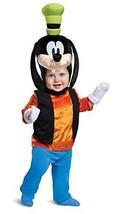 Disguise Baby Boys Goofy Classic Infant Costume, Orange, 12-18m - €21,92 EUR