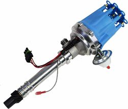 Pro Series R2R Tach Drive Distributor Corvette SBC BBC 327 350 396 427 454 Blue image 6