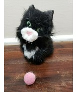 American Girl LICORICE THE CAT with collar and Toy Ball - $14.50