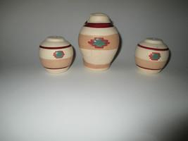 Salt, Pepper And Napkin Holder Set - $3.99
