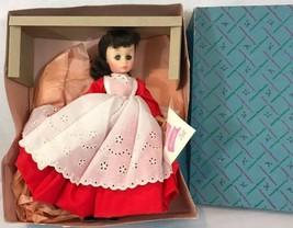 Vintage Madame Alexander 1322 Little Women Jo Doll 1976 - $22.97