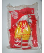 ty - RONALD McDONALD - THE BEAR - (2004) Happy Meal Toy (Sealed) - $20.00