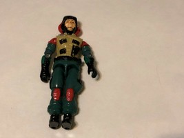 Vintage Hasbro 1986 G.I. Joe Lift Ticket Action Figure (Ref # 17-58) - $8.00