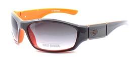 Harley Davidson HDX887 GRY Wraparound Sunglasses Gray 67-19-120 Smoke Gr... - $42.31