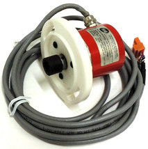 IED ENCODER C2R-240/16PPR, SUPPLY: 5-30 VDC W/ MOUNTING FLANGE